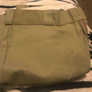 Men's 34x30 dickies pants